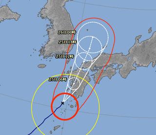 台風15号 (2)